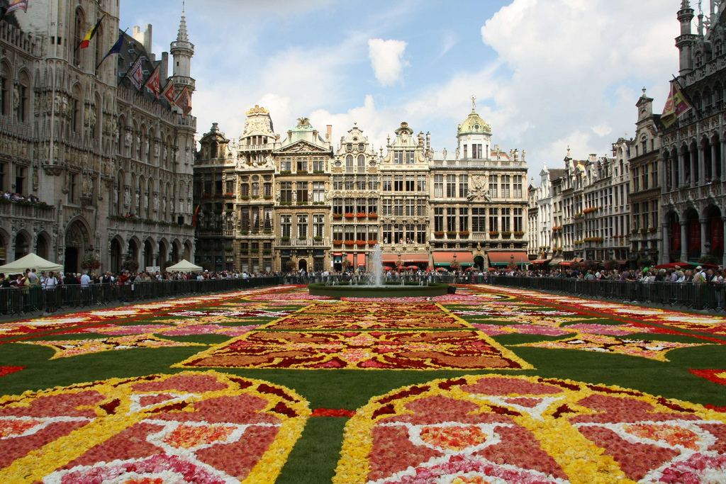 Brussels Belgium  city photo : brussels is a historical city within belgium for many years it has ...