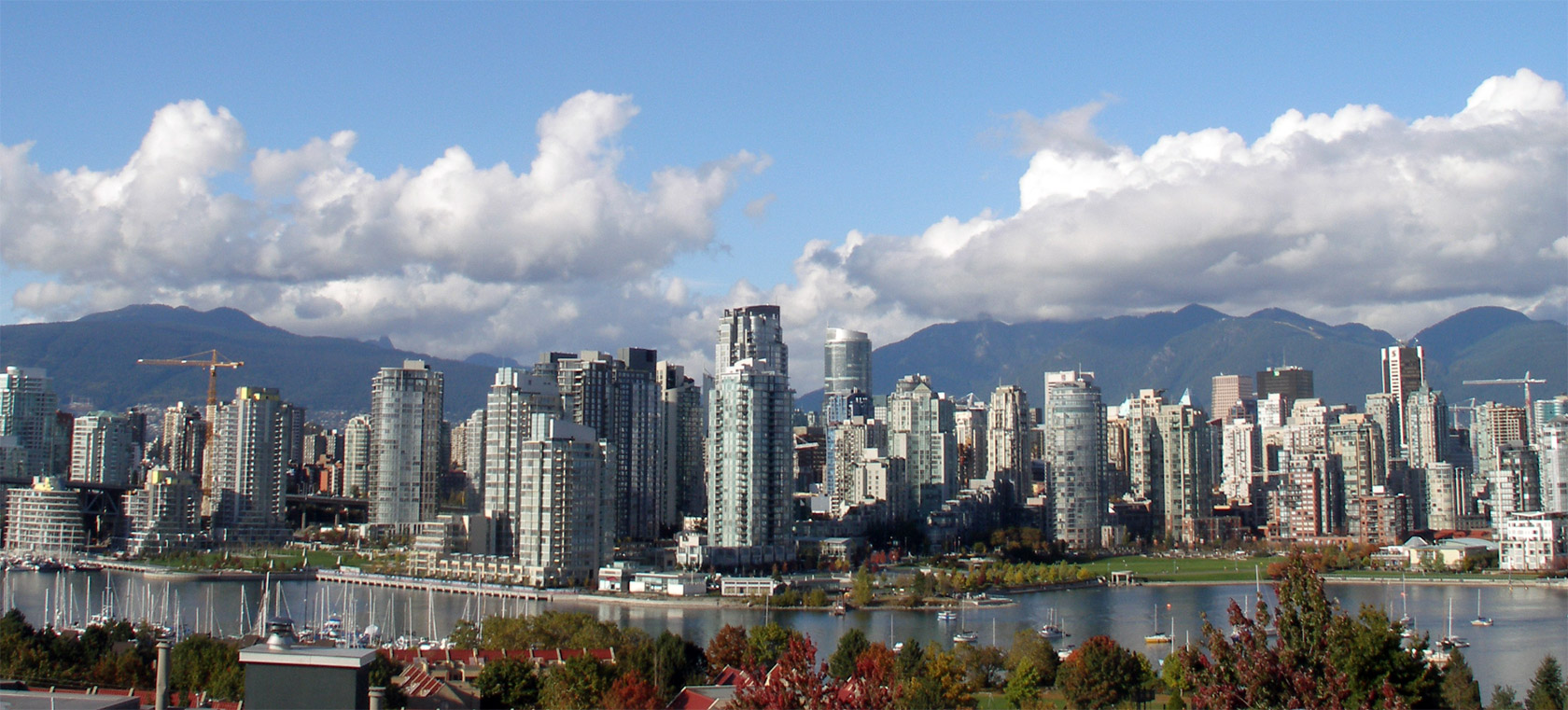 Visit One Of The Most Beautiful Cities In The World Vancouver British Columbia Get A First Life