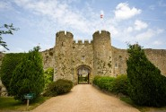 Amberley Castle by Jonathan Day (Creative Commons)
