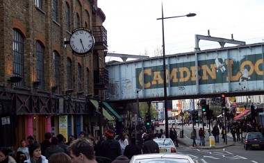 Camden, London by Iulianu (Creative Commons)