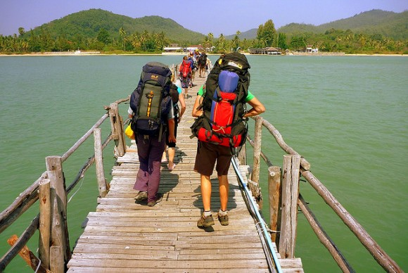 Backpackers (Creative Commons)