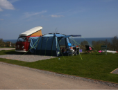 Image courtesy of Campers in Cornwall