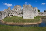 Portchester Castle (Creative Commons)