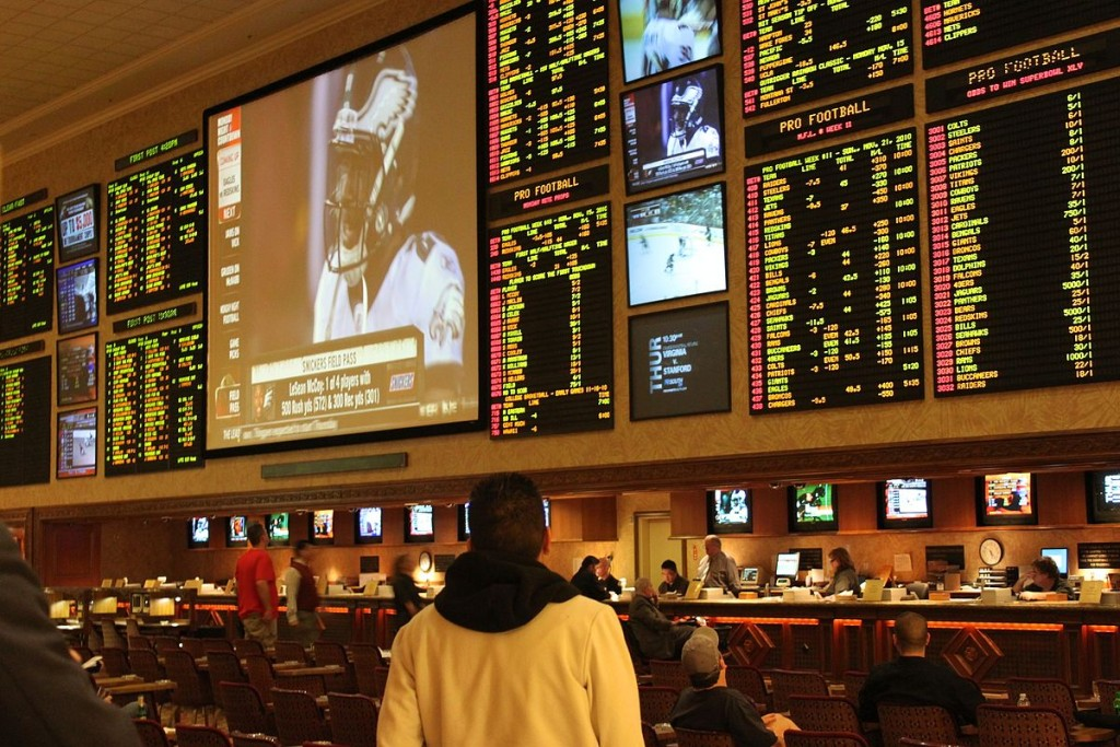 The tips for live betting on sports events in this article will have you walking out of sportsbooks with more money than you entered with ... photo by CC user ghoseb on Flickr