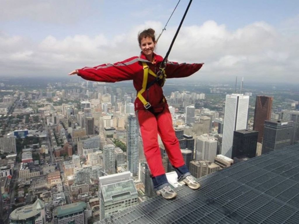 The CN Tower Skywalk is one of the best attractions in Toronto