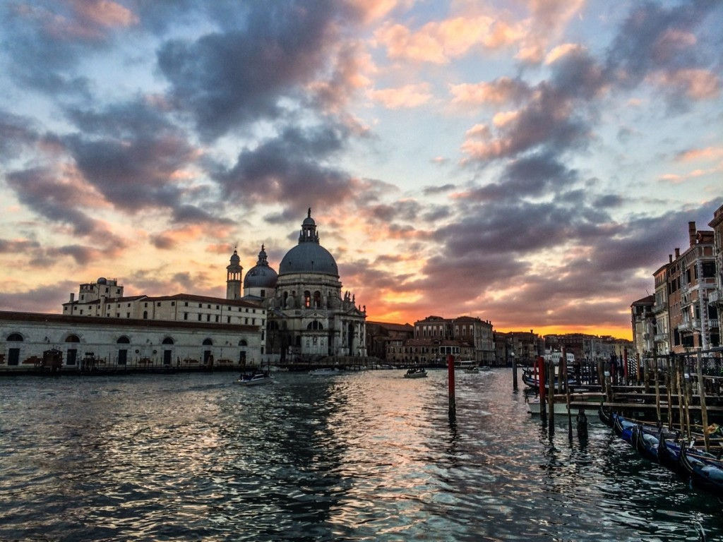 The most authentic hotels in Venice will give you views like this throughout your trip...