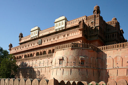 512px-India_Bikaner_Junagarh_Fort