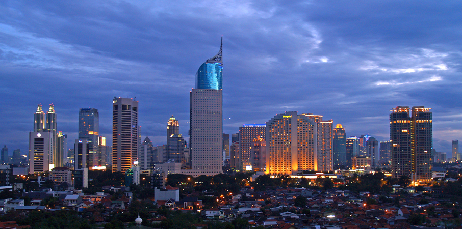 What will you see on a holiday in Jakarta?
