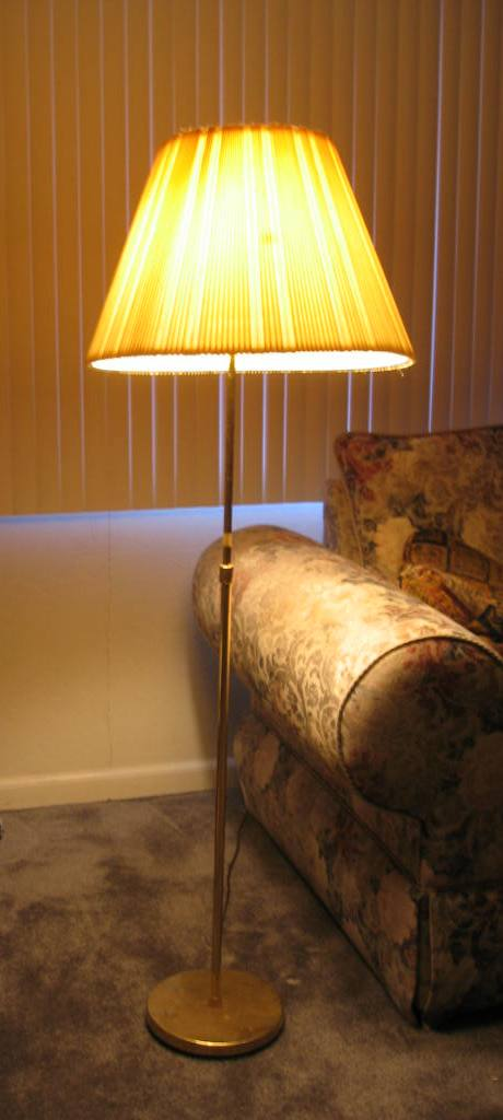 There are Modern Floor Lamps far more stylish than this one out there