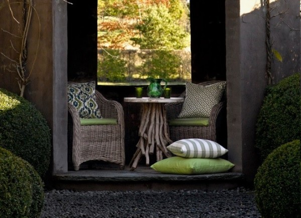 Outdoor Furniture can liven up your backyard