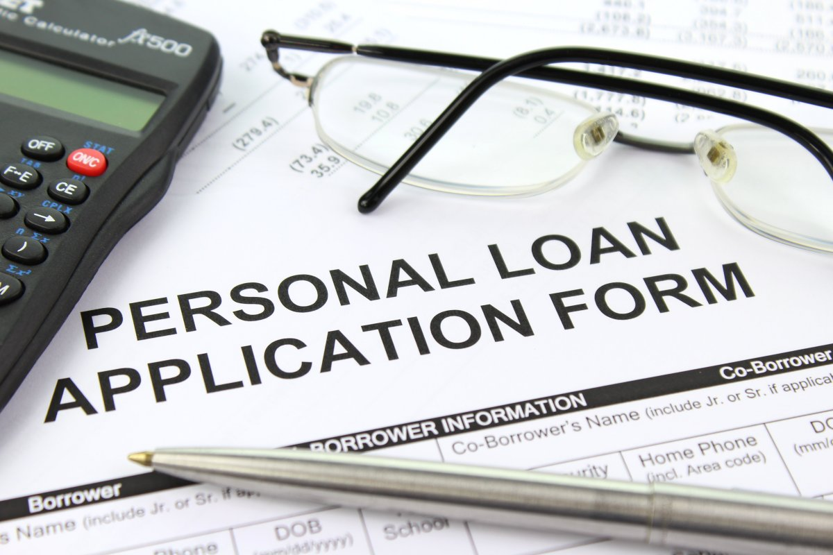 Personal Loans and Personal Credit Score are linked to each other