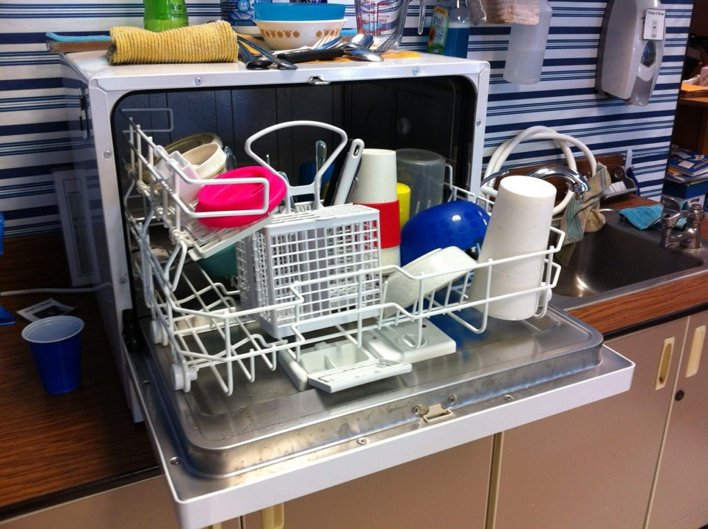 Dishwasher Not Cleaning Properly? Here's what might be going wrong...