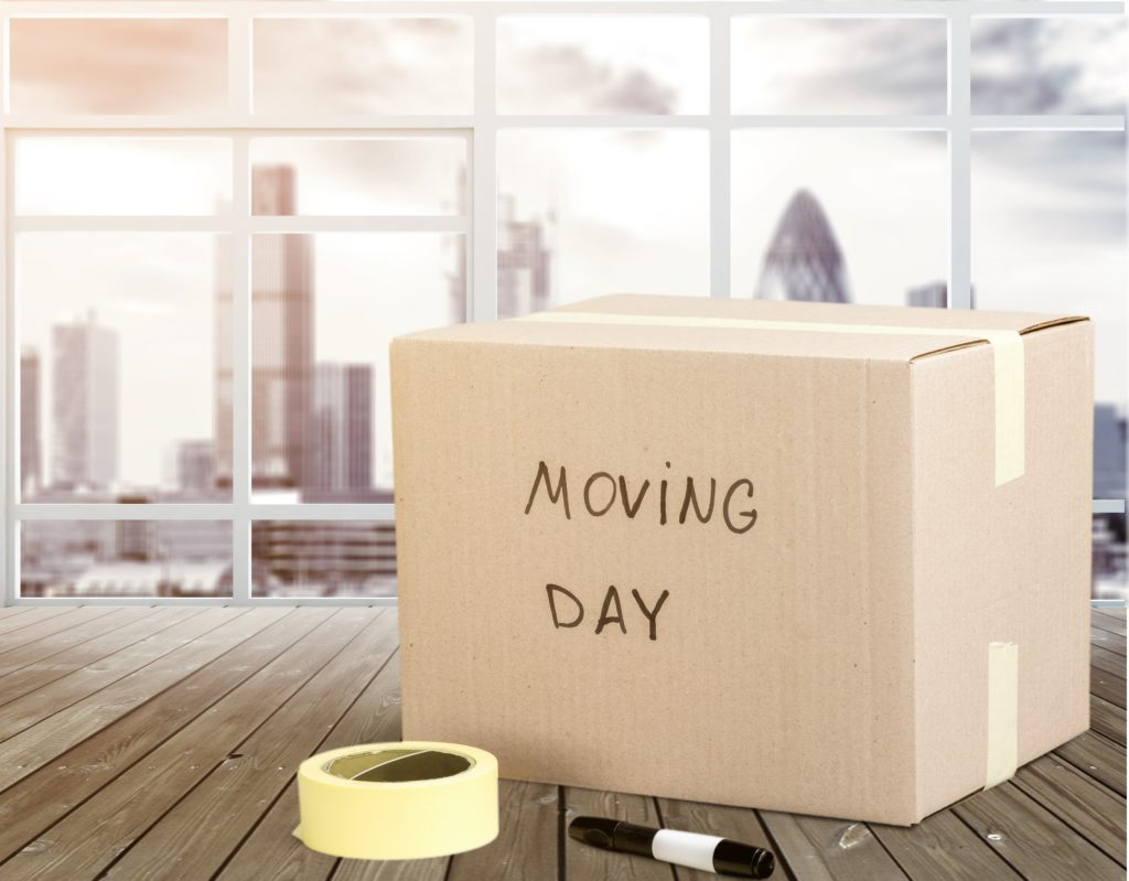 Taking the Stress Out of Moving Out Alone with these tips