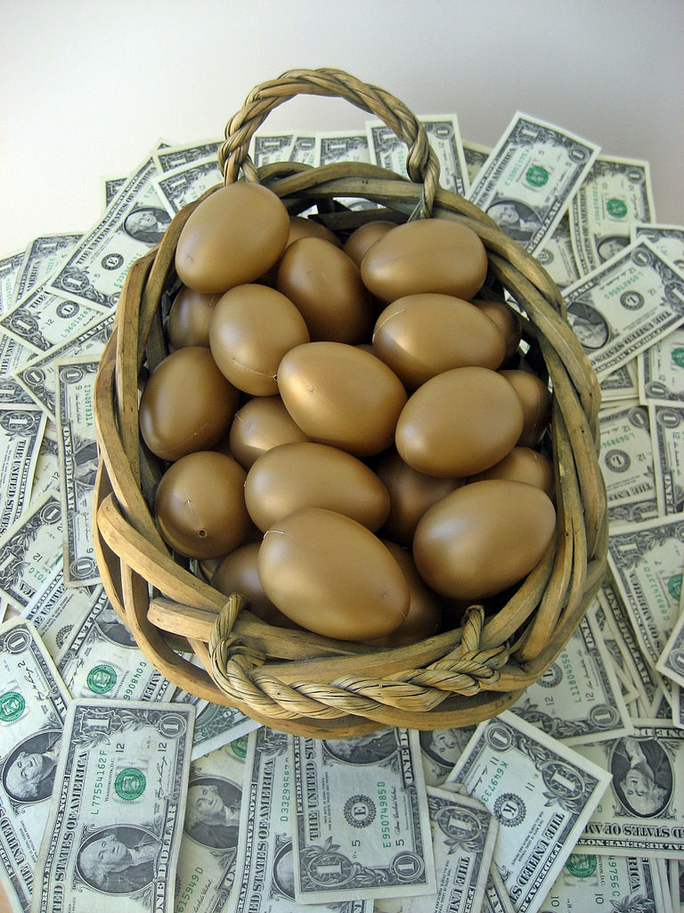 When Constructing a Truly Diversified Portfolio, don't put all your eggs in one basket