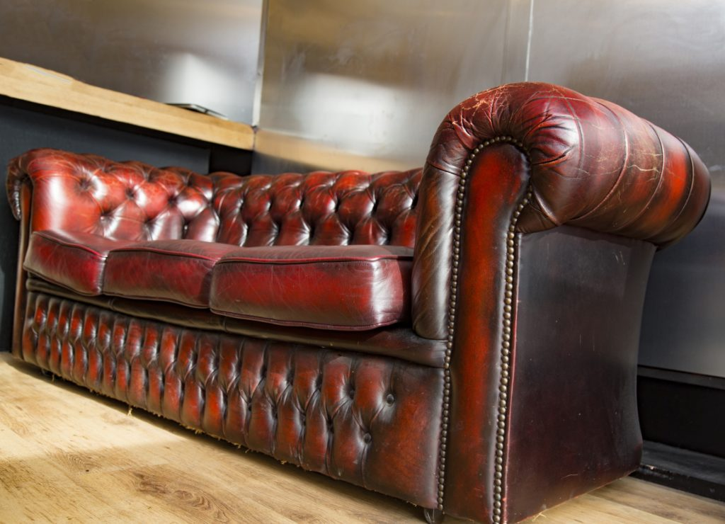 Caring for a Leather Sofa is simpler than you might think