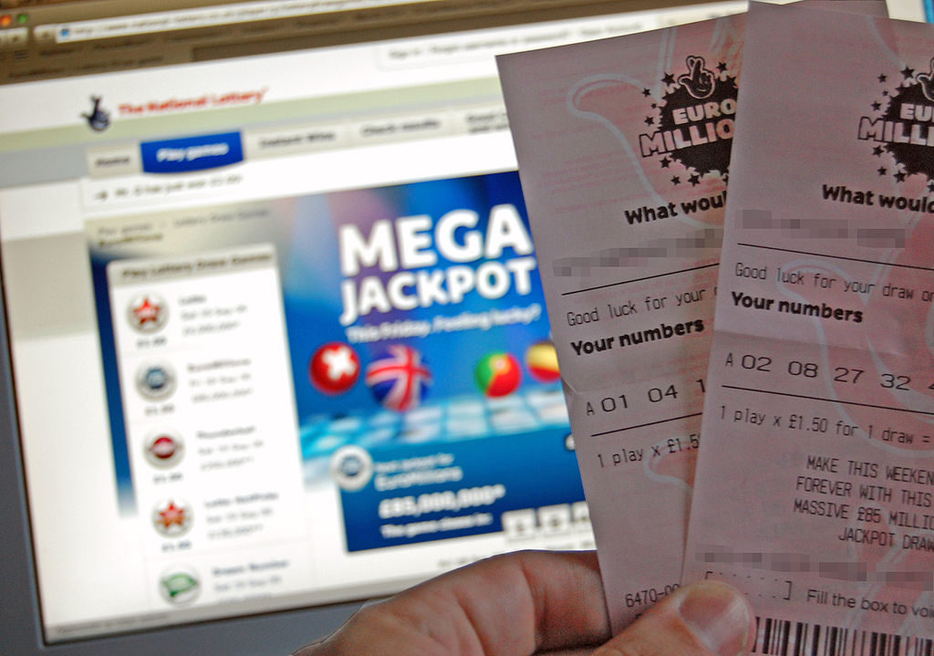 Playing the Lottery with Others can make it easier to win a jackpot