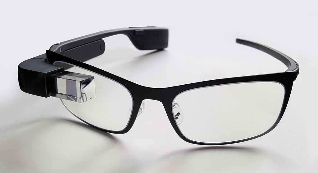 Augmented eyewear is the next quantum leap in integrated computing ... photo by CC user Mikepanhu on wikimedia