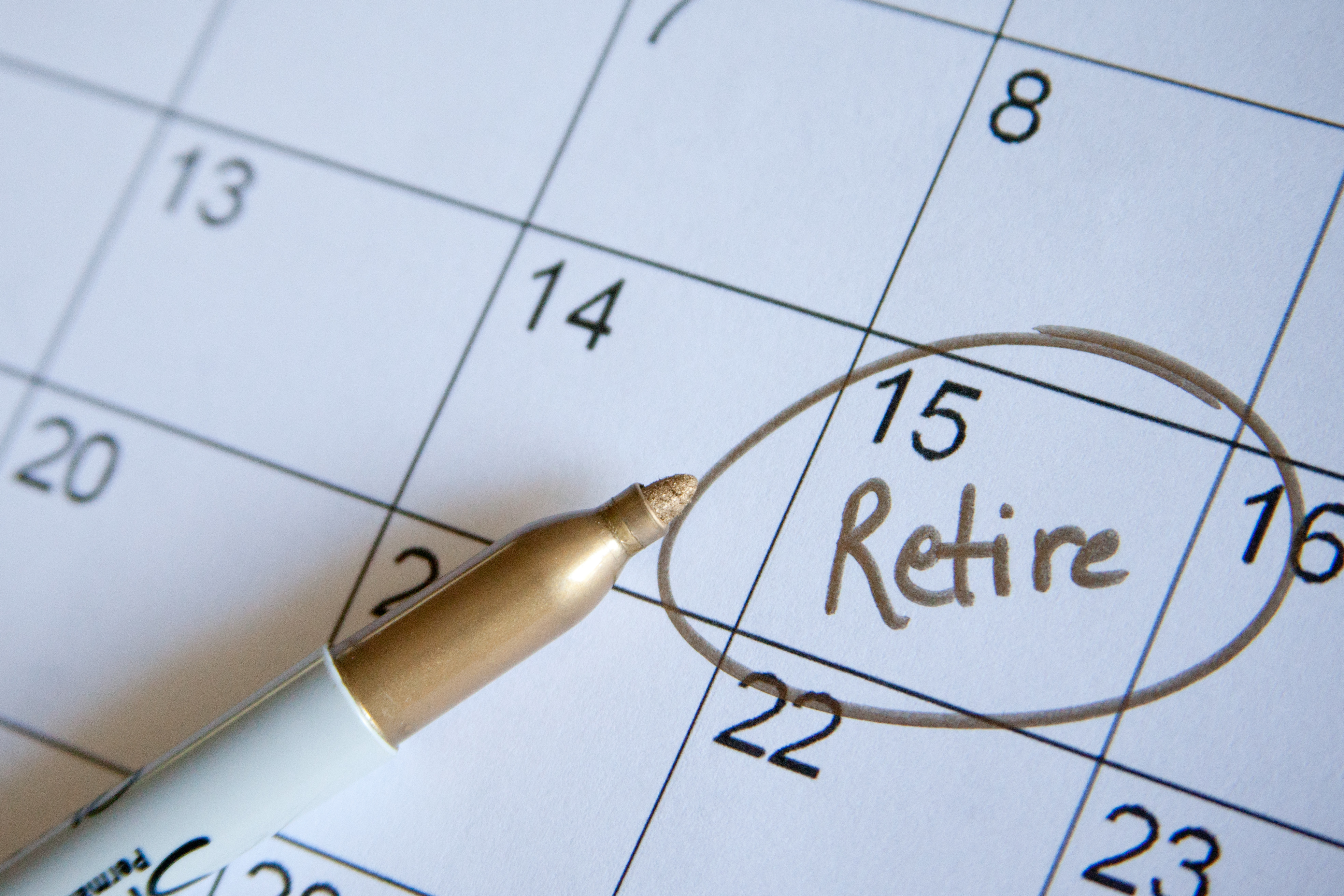 Are you on track for a secure retirement? ... photo by CC user American Advisors Group on Flickr