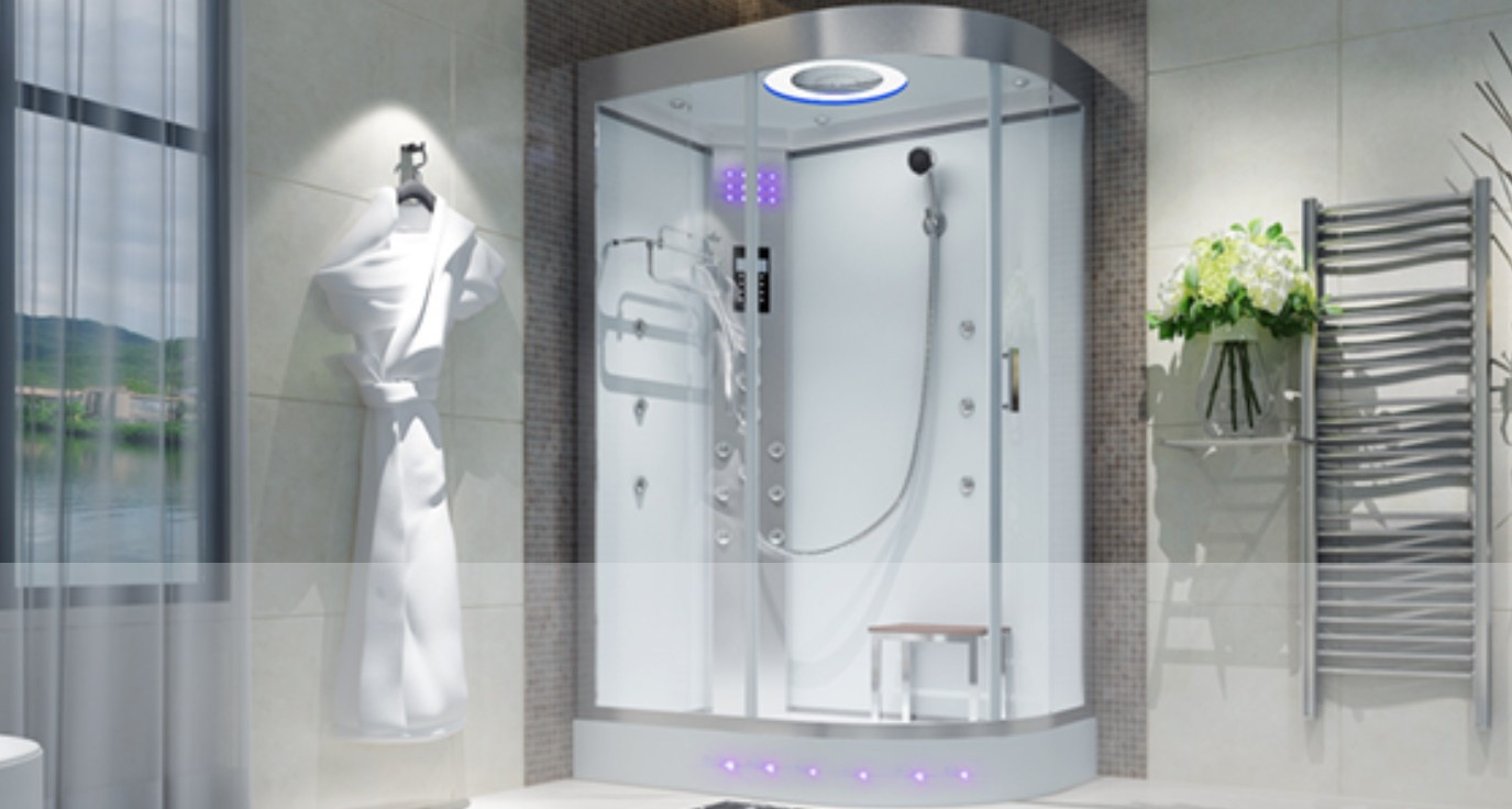 Insignia steam showers