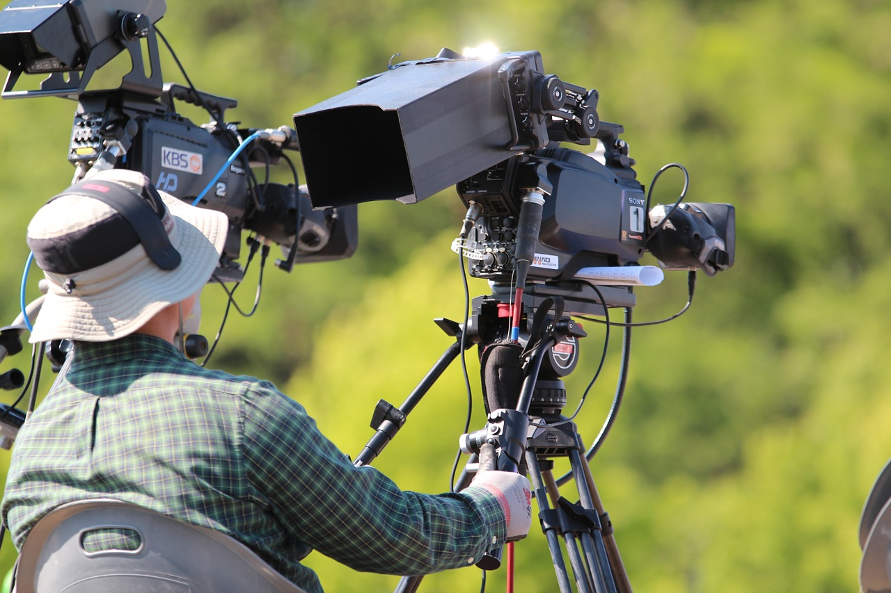 Shooting  Broadcast Commercials can be the lift your small business needs