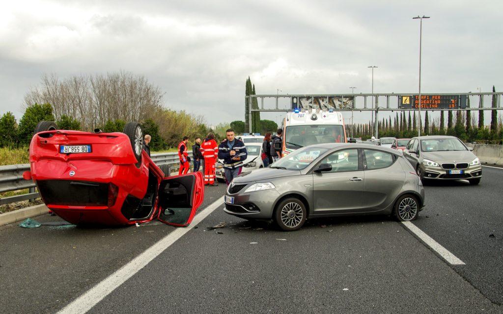 Factors for Car Accidents